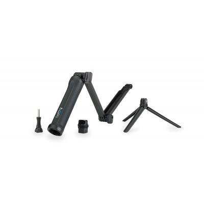 Trepied flexibil 3-WAY GoPro, Grip|Arm|Tripod