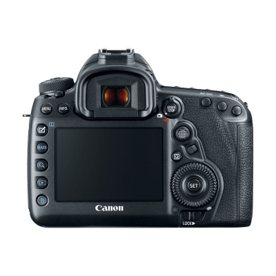 Aparat foto profesional Canon EOS 5D Mark IV Body, Full Frame, 30Mpx, Video 4K, Touchscreen, Ecran 3.2 inch