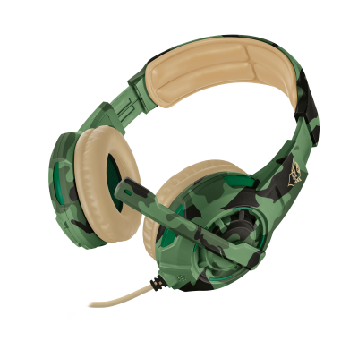 Casti gaming Radius Trust  CAMO Gxt 310C Jungle
