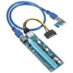 Wazney Riser PCIE V006c
