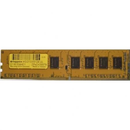 Memorie Zeppelin DDR4, 4GB, 2133 MHz, CL15