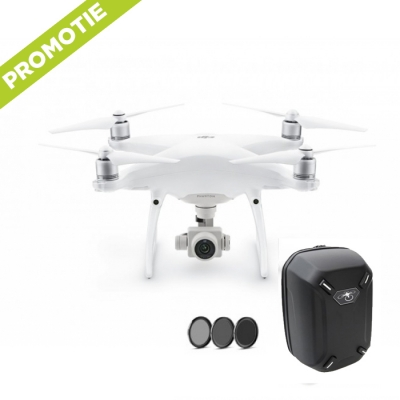 Phantom 4 Pro Plus + Rucscac Hardshell si filtru ND