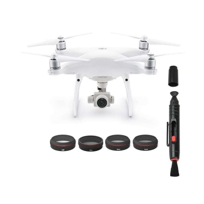 Set 4 Filtre Freewell pentru DJI Phantom 4 PRO - ND4, ND8, UV, CPL