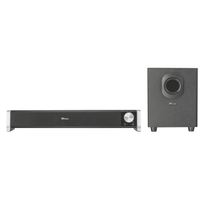 Soundbar PC cu subwoofer Trust Asto, 20W