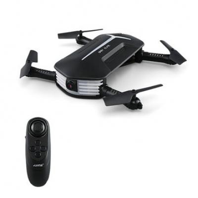 Minidrona pliabila JJRC H37 - MINI BABY ELFIE, autonomie 8 minute, 720P, Geanta Cadou