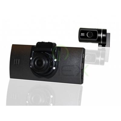 Cameră auto DVR D9000 PRO, GPS + Card 16GB Gratuit