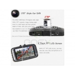 Cameră Video Auto DVR H600 – Full HD 1080P + Card 16GB Gratuit