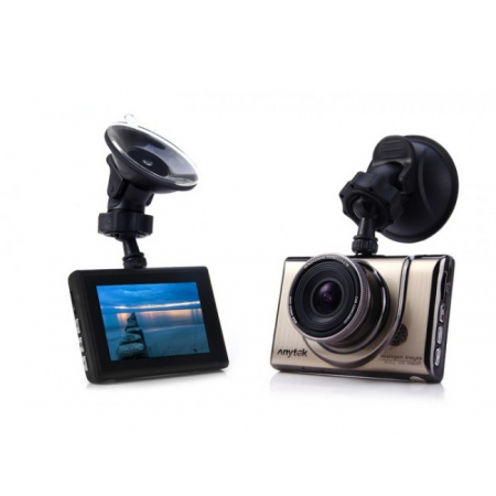 Camera Auto Anytek Full HD, A100+ 1080p, G sensor, 170 grade