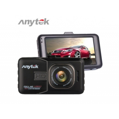 Camera Auto Anytek HD, A98, 1080p, G sensor, 120 grade