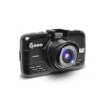 DOD CR65W Cameră auto Full HD, senzor G tridimensional, WDR + Card 16GB Gratuit