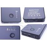 Cameră Spion HD 720P ascunsă în Baterie Externă 3.000mAh