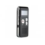 Reportofon Digital Profesional 16GB | 1100 ORE Inregistrare | Dictafon