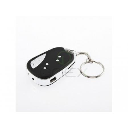 Camera Spion HD ascunsa in Breloc Telecomanda Auto + Card 16GB Gratuit