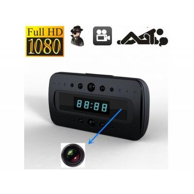 Ceas de Birou Full HD 1080P cu NIGHT VISION + Card de 8 gb gratuit!