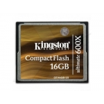 16 GB Ultimate CompactFlash 600x w/Recovery s/w