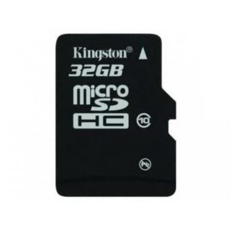 32 GB Card micro class 10 KINGSTON