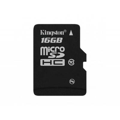 16 GB Card micro class 10 KINGSTON