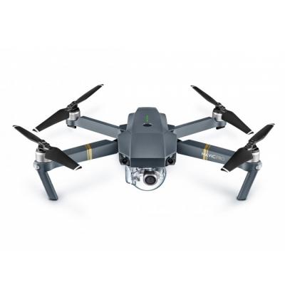 DJI Mavic Pro - Drona Portabilă cu Gimbal 3D şi cameră 4K, 12MPx + Husa (Sleeve) cadou
