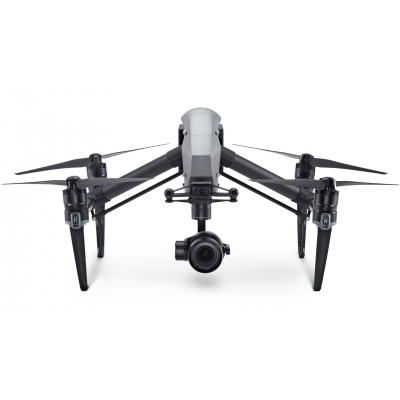DJI Inspire 2 Professional Combo (2018), Zenmuse X5S, 20.8 MPx, 5.2K + Licenta Apple ProRes