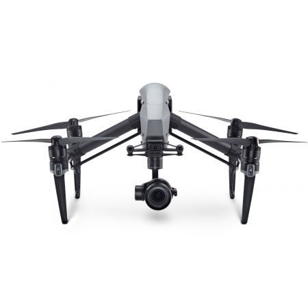 DJI Inspire 2 Premium Combo (2017), Zenmuse X5S, 20.8 MPx, 5.2K + Licente CinemaDNG si Apple ProRes