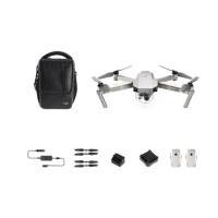Drona DJI Mavic Pro PLATINUM Fly More Combo , Video 4K, Foto 12MPx, 30min zbor