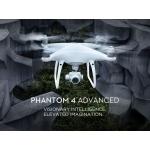 Drona DJI Phantom 4 Advanced + Baterie Suplimentara