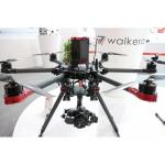 Walkera QR X900 - Drona Profesională din Carbon pentru camere DSLR, paraşută de protecţie inclusă