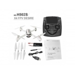 Drona Hubsan X4 H502S, Video HD, GPS, Follow Me, FPV, Headless Mode + acumulator suplimentar