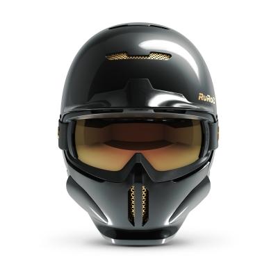 Casca Ski & Snowboard - Ruroc - RG1-DX Titan + Smartwatch Cadou!