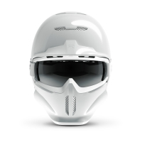 Casca Ski & Snowboard - Ruroc - RG1-DX Ghost