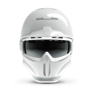 Casca Ski & Snowboard - Ruroc - RG1-DX Ghost + Smartwatch Cadou!