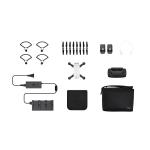 Drona DJI Spark Fly More Combo + Skin Pgytech + Set accesorii Pgytech cadou
