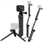 Trepied flexibil 3-WAY GoPro, Grip | Arm | Tripod