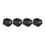 Set 4 Filtre Freewell 4K pentru DJI Spark, 4K Series, ND4, ND8, ND16, PL