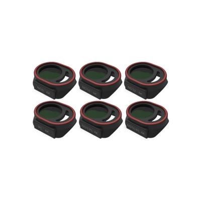 Set 6 Filtre Freewell, 4K Series, ND8, ND16, ND32, ND8/PL, ND16/PL, pentru DJI Spark