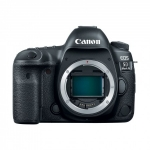 Aparat foto profesional Canon EOS 5D Mark IV 24-105mm F4 IS L II, Full frame, 30Mpx, Video 4K,  Touchscreen
