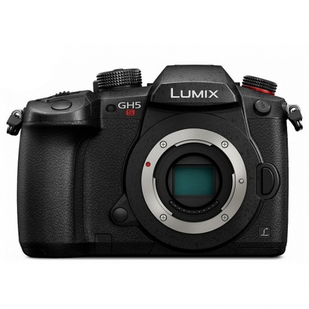 Aparat foto profesional Panasonic Lumix DMC-GH5S Body, 10MP, Mirrorless, WiFi