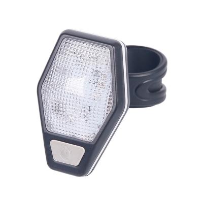 Lumini LED de avertizare pentru bicicletă (LED Spate)
