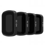 Set 4 filtre ND4, ND8, ND16, ND32 pentru DJI Osmo Pocket