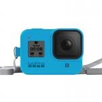 Sleeve + Lanyard pentru GoPro Hero8 Black