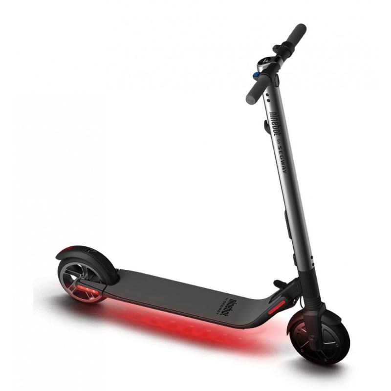 Trotineta electrica ninebot kickscooter es2 set for Motorized scooter black friday