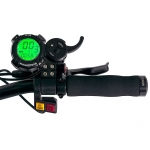 Trotineta electrica Kaabo Mantis, 60V 24.5 AH, Acumulator LG, 2 x 1000 W (Minimotors) + Gentuta CADOU