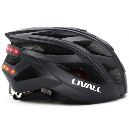 Casca de protectie smart LIVALL Bling Helmet BH60SE, Bluetooth, Alerta SOS, semnalizare, sistem audio, microfon