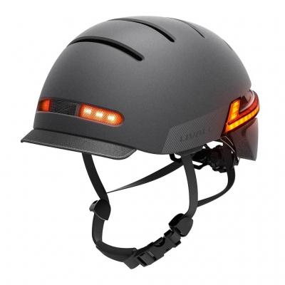 Casca smart protectie Livall BH51M NEO – Bluetooth, Microfon, Difuzoare incorporate, Alerta SOS, semnalizare directie