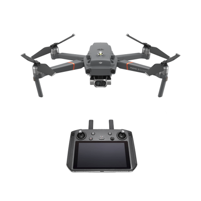 DJI Mavic 2 Enterprise DUAL, camera Termoviziune Flir si camera 4K + Smart Controller