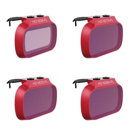 Set filtre ND PRO (ND8, ND16, ND32, ND64) PGYTECH pentru DJI Mavic Mini