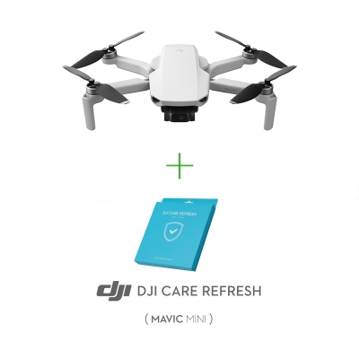 DJI Mavic Mini + Asigurare DJI Care Refresh
