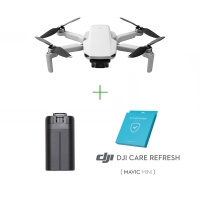 DJI Mavic Mini + Asigurare DJI Care Refresh + Baterie inteligenta