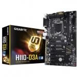 Placa de baza MB INTEL H110 GIGABYTE 2* DIMM DDR4 6 porturi PCIE-Mining