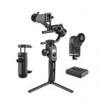 Stabilizator Moza AirCross 2 Professional Kit pentru DSLR, Mirrorless, Pocket Cinema Camera